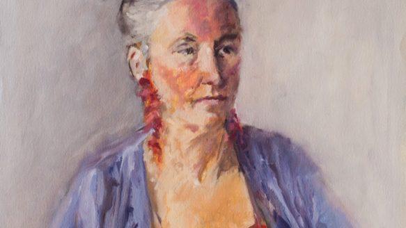 Geschilderd portret