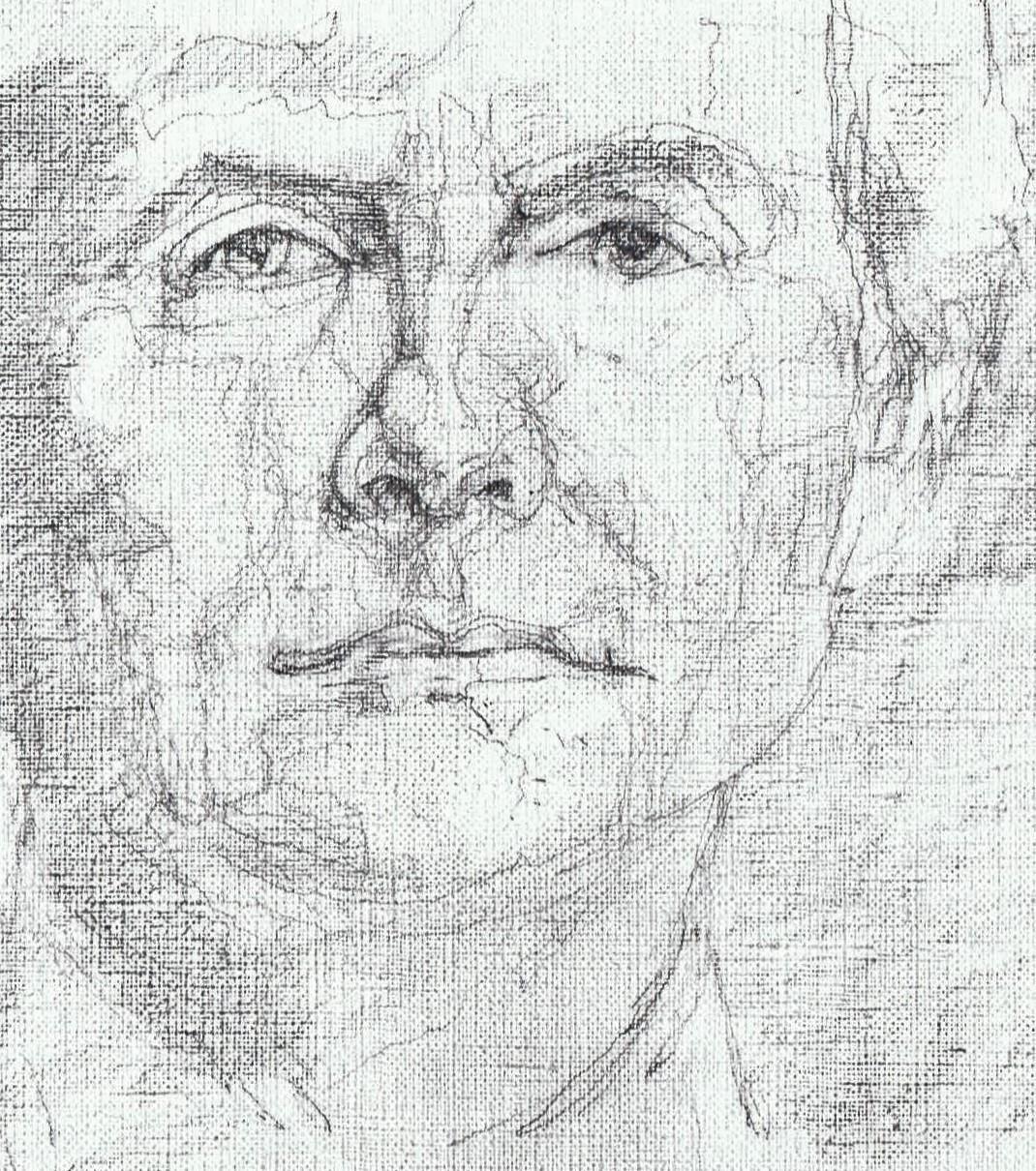 365 dagen een portret Willem-Alexander, koning der Nederlanden Potlood 19c25