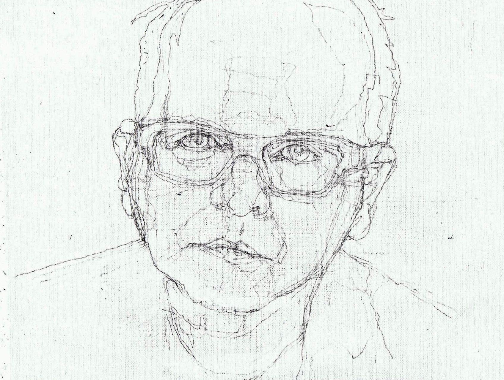 365 dagen een portret Marc-Marie Huijbregts, cabaretier Potlood 19c25