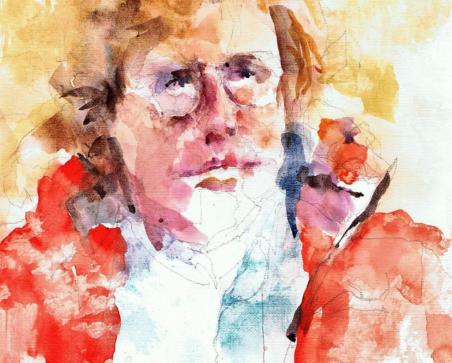 365 dagen een portret Friso Tekening 19c25