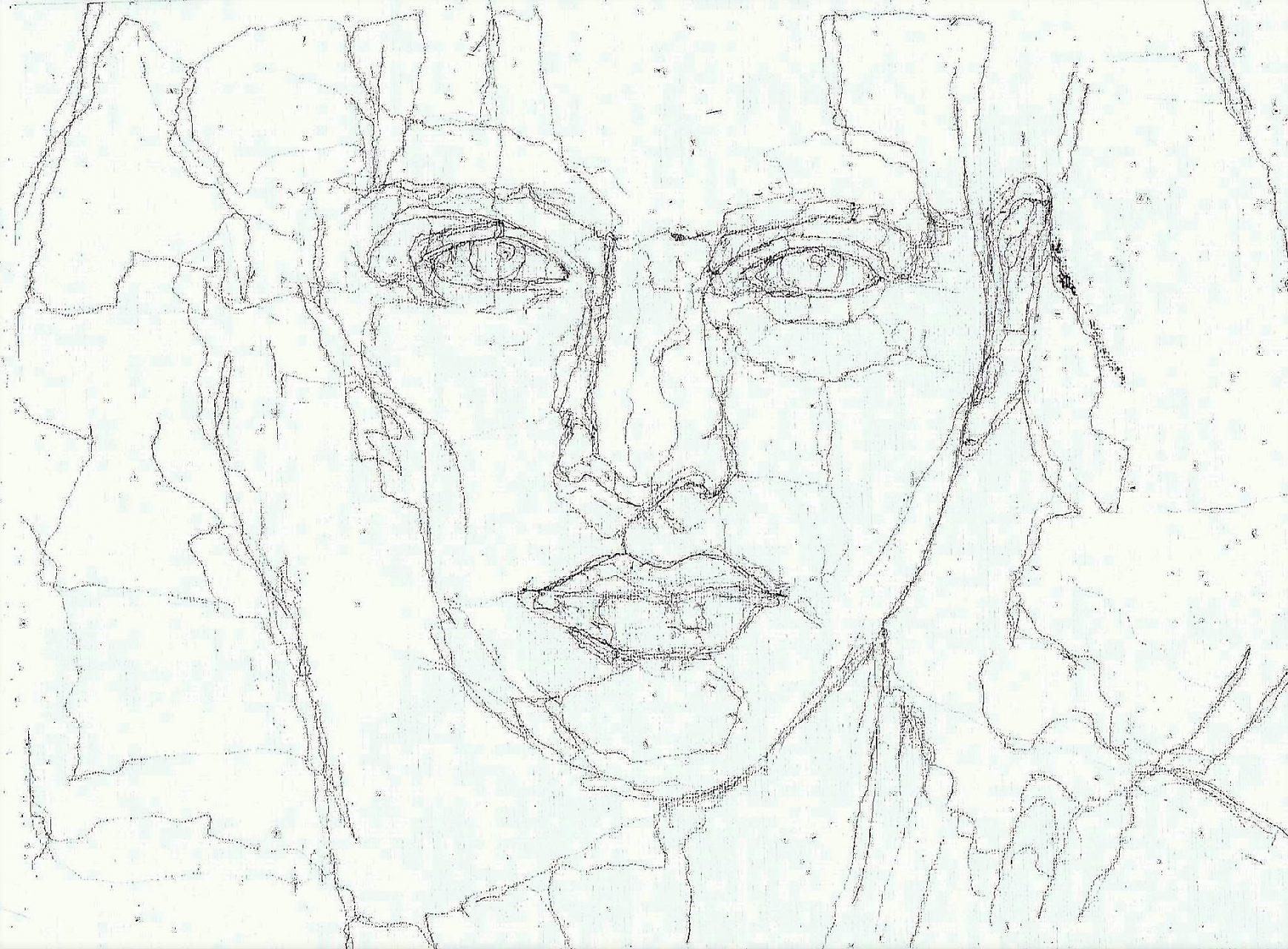 365 dagen een portret 73 Alie B, rapper Potlood 19c25