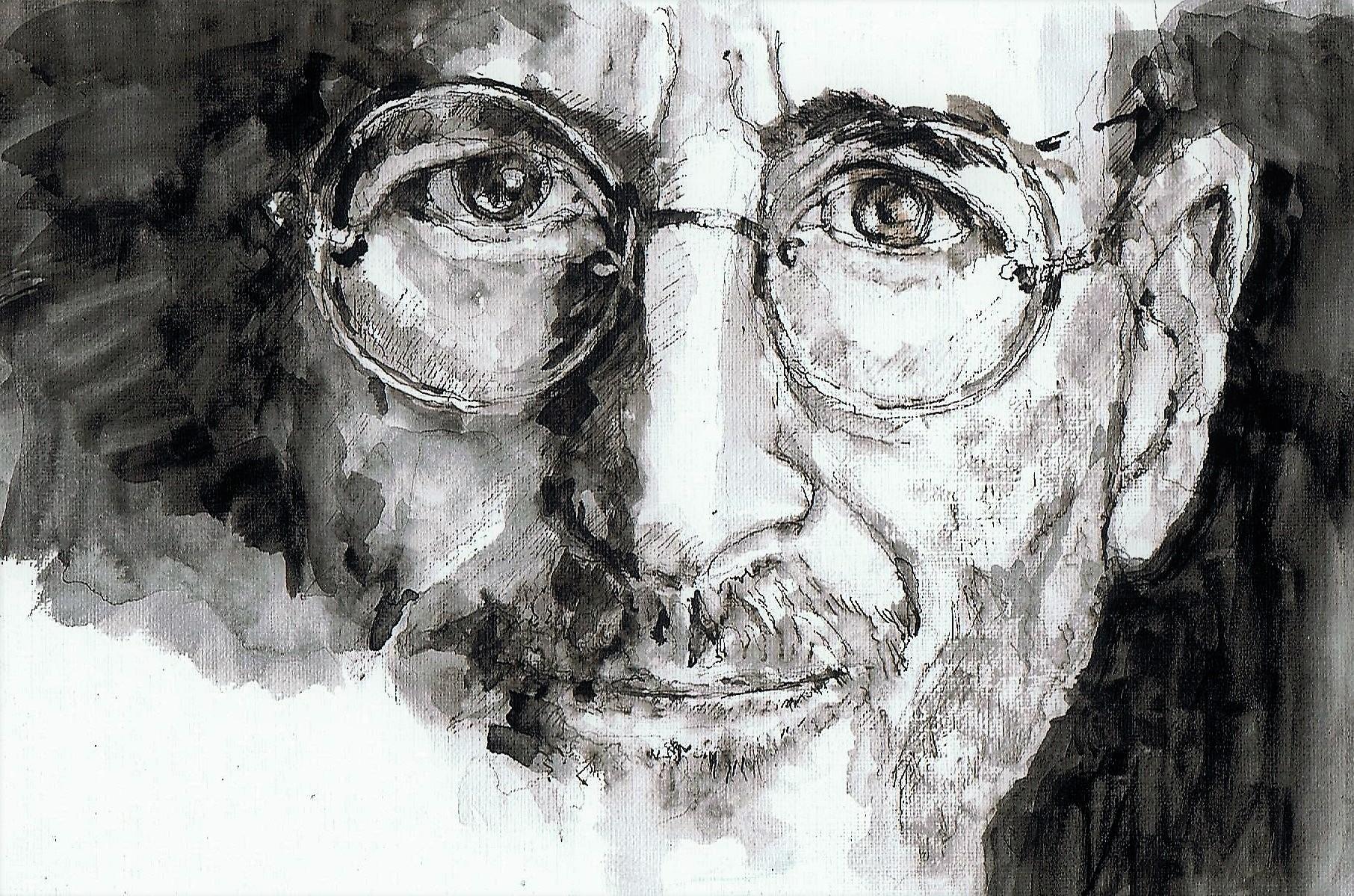 Steve Jobs 2017 Stabilo zwart 19x35