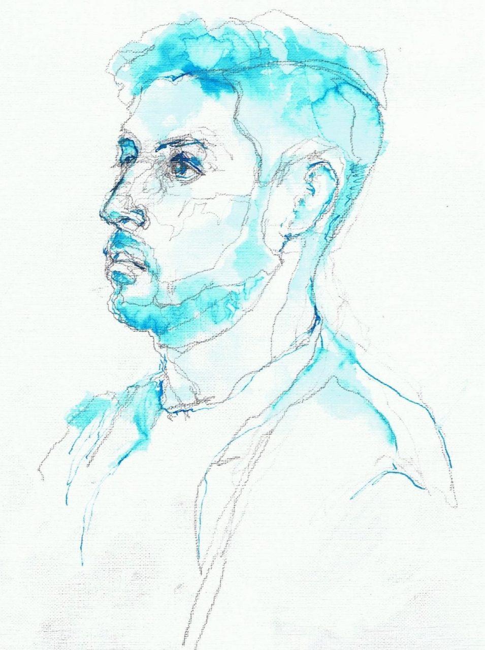 365 dagen een portret Marco, model Ecoline 19c25