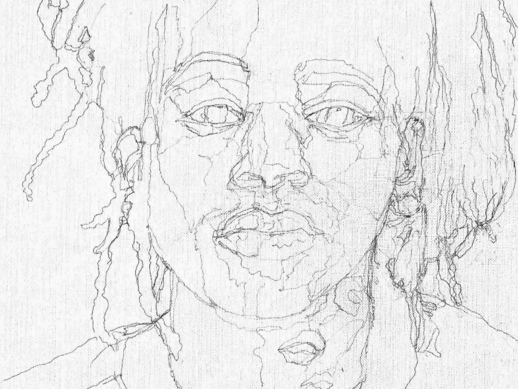 365 dagen een portret Keizer, rapper Potlood 19c25