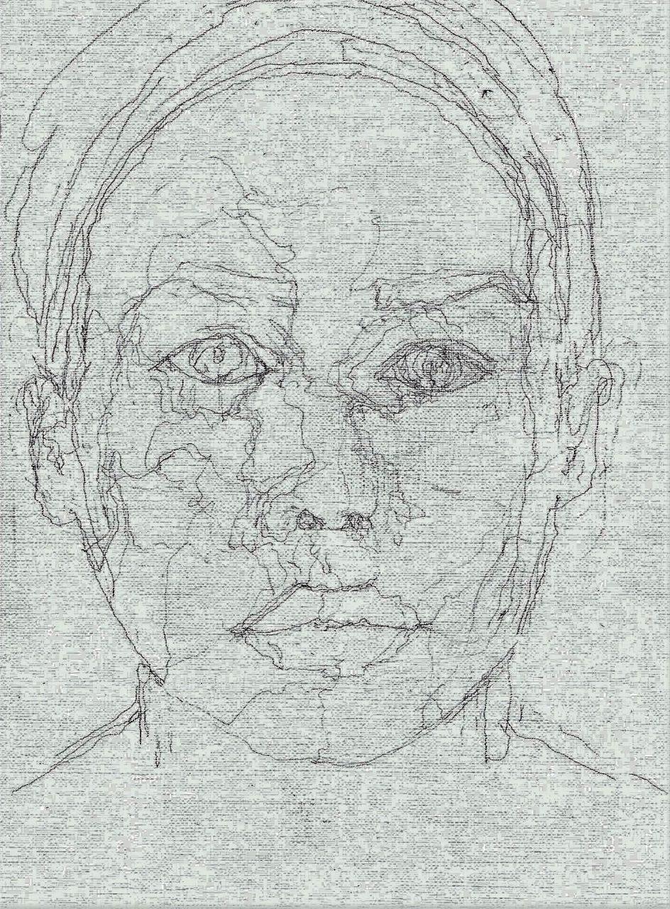 365 dagen een portret Halina Reijn, actrice Potlood 19c25